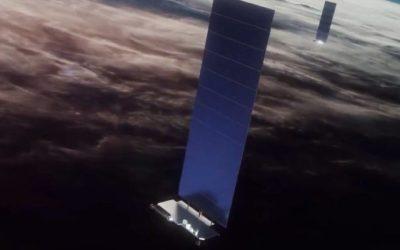 Velocidades de acceso a Internet con el nuevo sistema Starlink de SpaceX