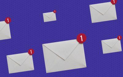 Los problemas con el correo electrónico